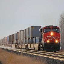 ЖД перевозки контейнерные и почтово-багажные